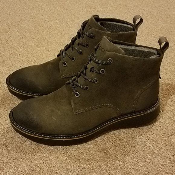 uusi tyyli 2018 kengät pikatoimitus Ecco Aurora Boot size EU40 Tarmac NWT